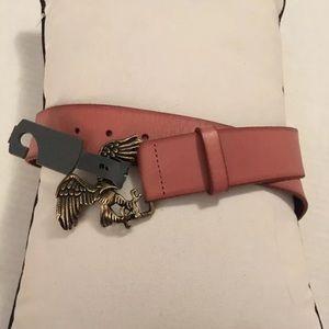 Top Shop Eagle Leather Belt Women's XS/S